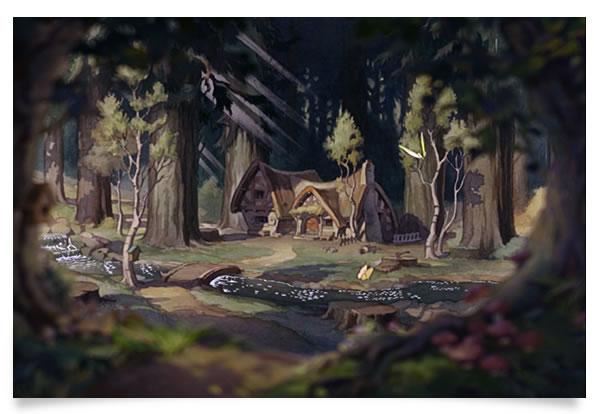 ame_yuki_coeur_forêt_disney