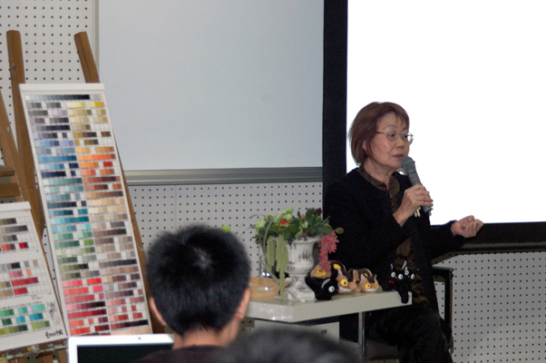 michiyo_yasuda_lecture