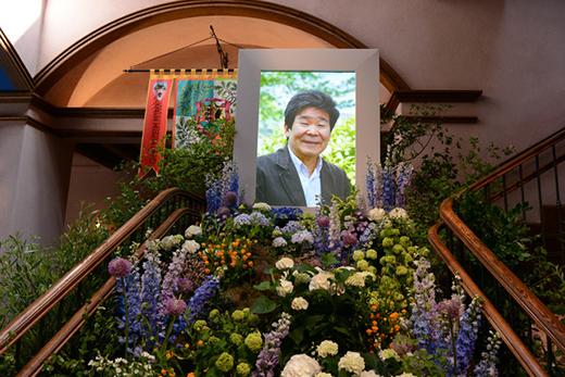 ceremonie_hommage_Isao_Takahata_Mitaka_15mai2018_02