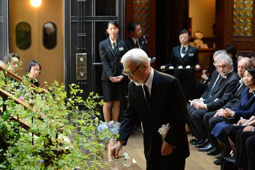 ceremonie_hommage_Isao_Takahata_Mitaka_15mai2018_11